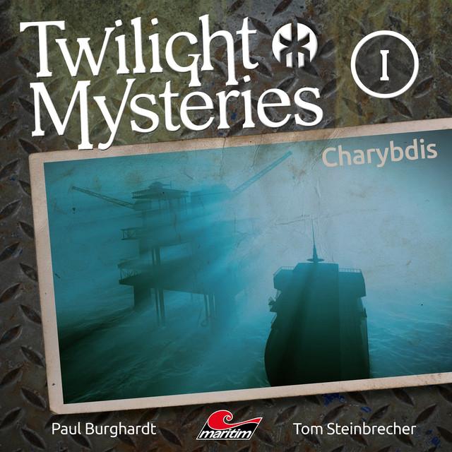 Die neuen Folgen - Folge 1: Charybdis Cover