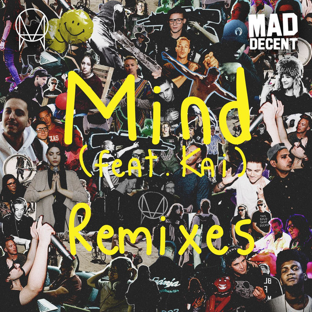 Diplo, Skrillex, Jack U Mind (feat. Kai) [Remixes] album cover