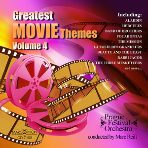 Greatest Movie Themes, Vol. 4 Albumcover
