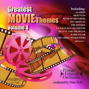 Greatest Movie Themes, Vol. 4 Albumcover