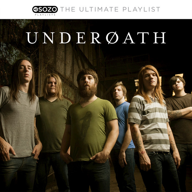 Album cover for The Ultimate Playlist by Underoath