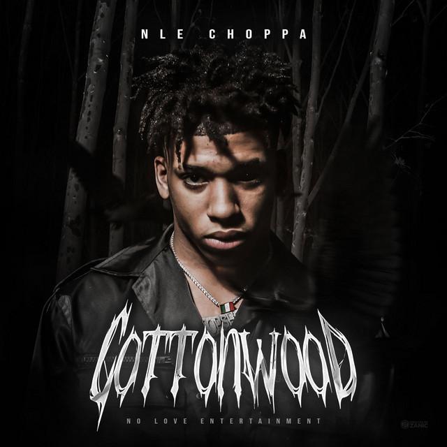 NLE Choppa - Cottonwood cover