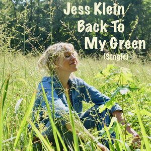 Album cover for Back to My Green by Jess Klein