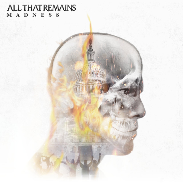 Album cover for Madness by All That Remains