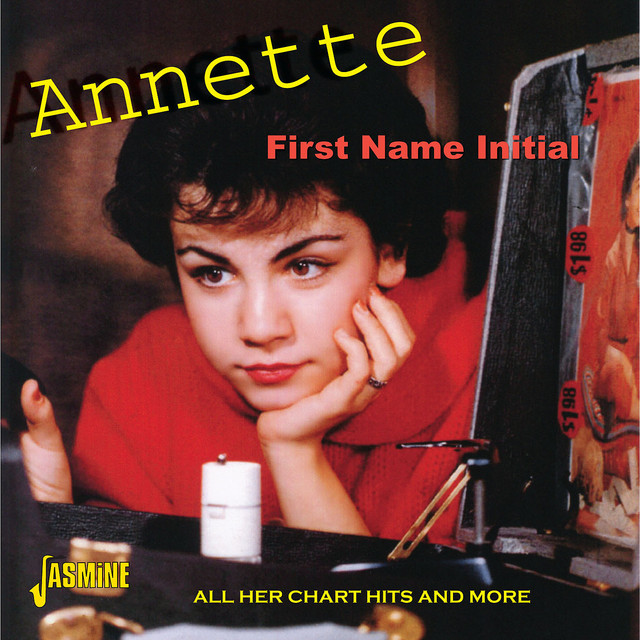 Annette First Name Initial - All Her Chart Hits And More album cover