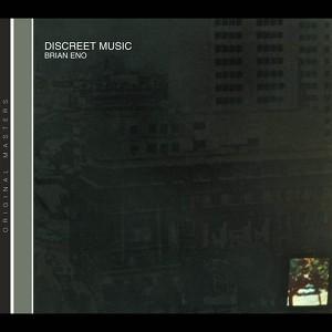 Discreet Music Albumcover