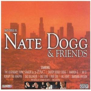 Nate Dogg & Friends Albumcover