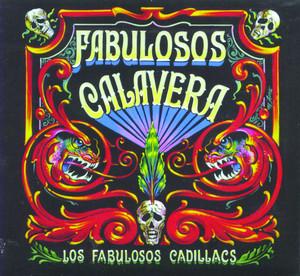 Fabulosos Calavera Albumcover