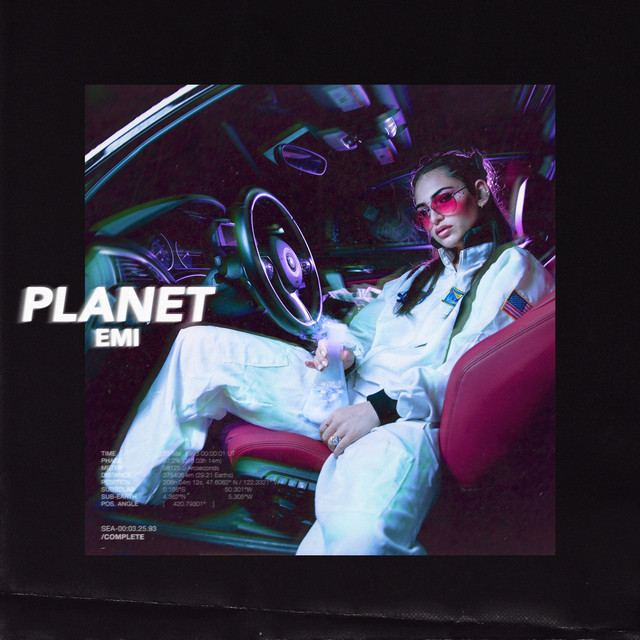 Album cover for Planet by EMI