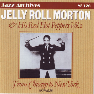 Jelly roll morton and his red hot peppers vol.2 album