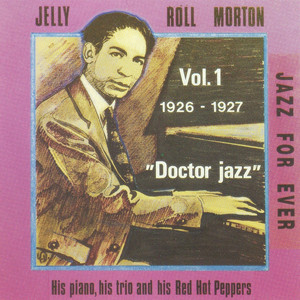 Doctor Jazz, Vol. 1 (feat. Red Hot Peppers) album
