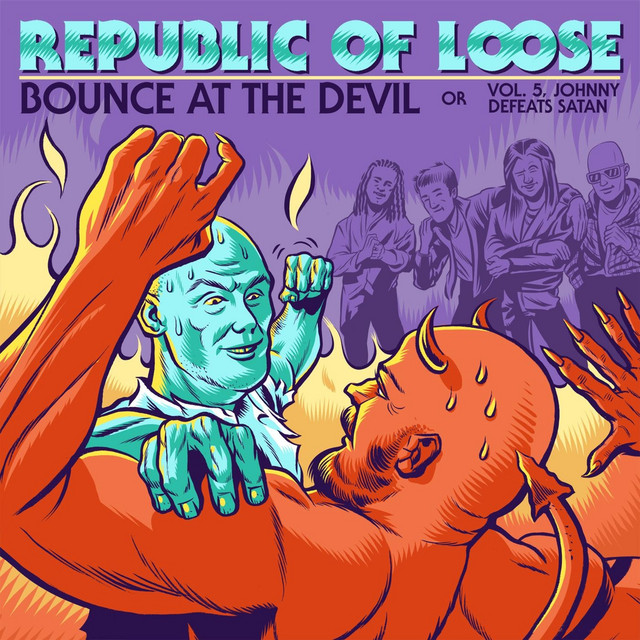 Bounce At the Devil