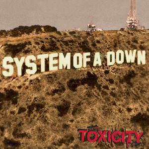 Toxicity Albumcover