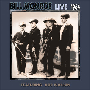 Bill Monroe I'm Walking The Dog cover