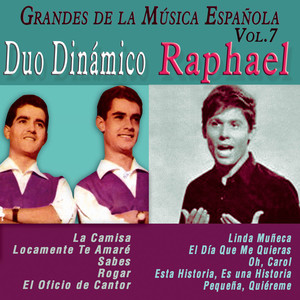 Grandes de la Música Española Vol. 7 album
