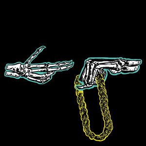 Run the Jewels, El‐P D.D.F.H. cover