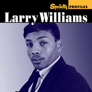 Specialty Profiles: Larry Williams (International) album