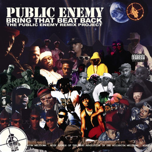 Public Enemy What What cover