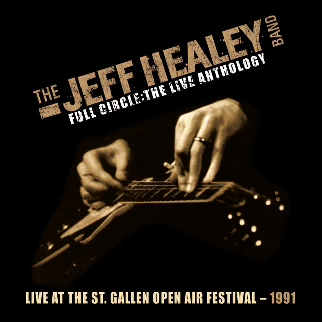 While My Guitar Gently Weeps - Live, a song by The Jeff Healey Band ...