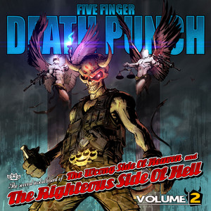 Five Finger Death Punch My Heart Lied cover