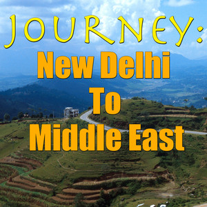 Journey: New Delhi To Middle East, Vol.2 Albumcover