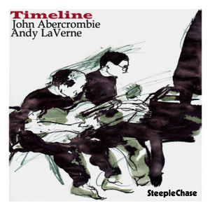 John Abercrombie, Andy Laverne I'm Getting Sentimental over You cover