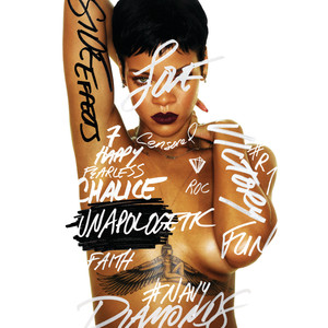 Unapologetic (Deluxe Version) Albümü