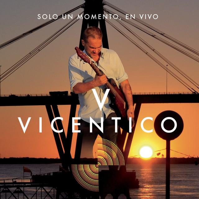 Vicentico Vicentico Solo Un Momento En Vivo album cover