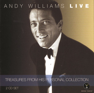 Andy Williams Live: Treasures From His Personal Collection album