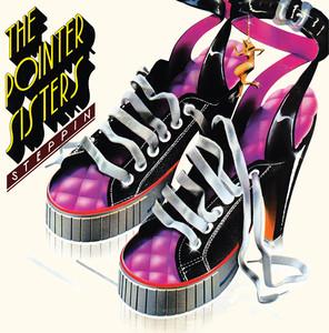 Steppin' Albumcover