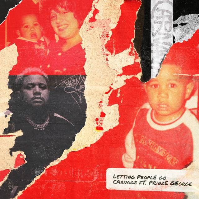Letting People Go (feat. Prinze George)