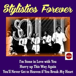Stylistics Forever Albumcover