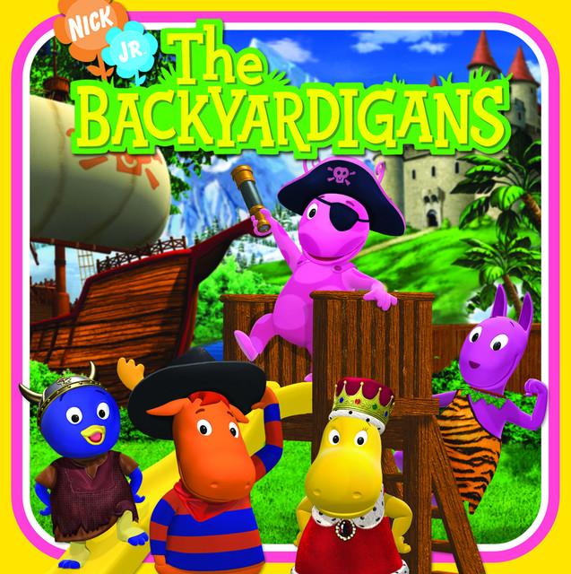 Backyard Lyrics: The Backyardigans Theme Song Lyrics