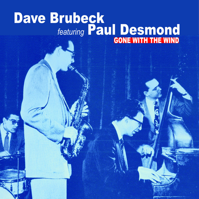 Dave Brubeck, Paul Desmond Gone With The Wind album cover