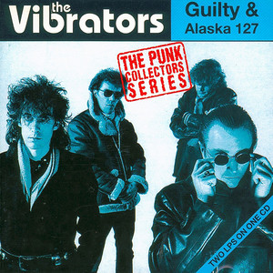 The Vibrators Claws in My Brain cover
