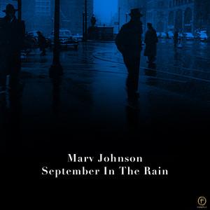 Marv Johnson, September in the Rain album