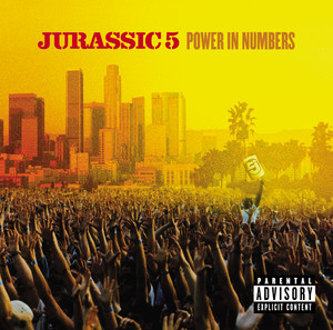 Jurassic 5, Percy P A Day At The Races cover