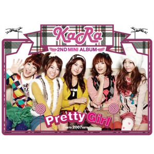 Pretty Girl (2nd Mini Album) Albümü