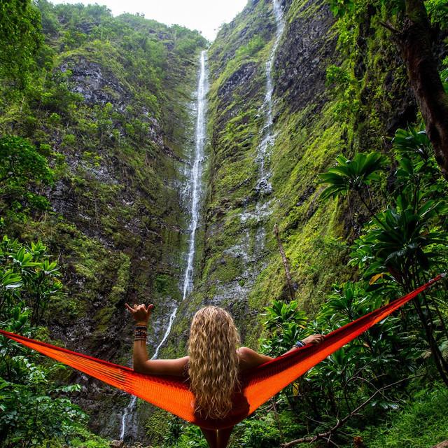 Waterfall Spirit