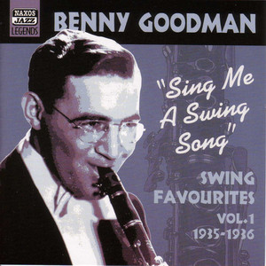 Benny Goodman, Benny Goodman and His Orchestra St. Louis Blues cover