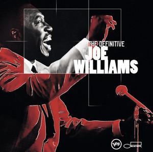 The Definitive Joe Williams album