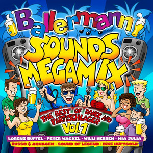 Ballermann Sounds Megamix (The Best of Dance & Partyschlager)