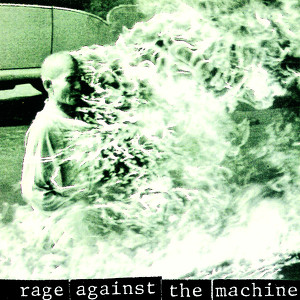 Rage Against The Machine Albumcover
