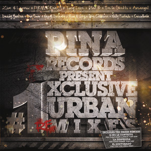 Pina Records Present #1 Exclusive Urban Remixes Albümü