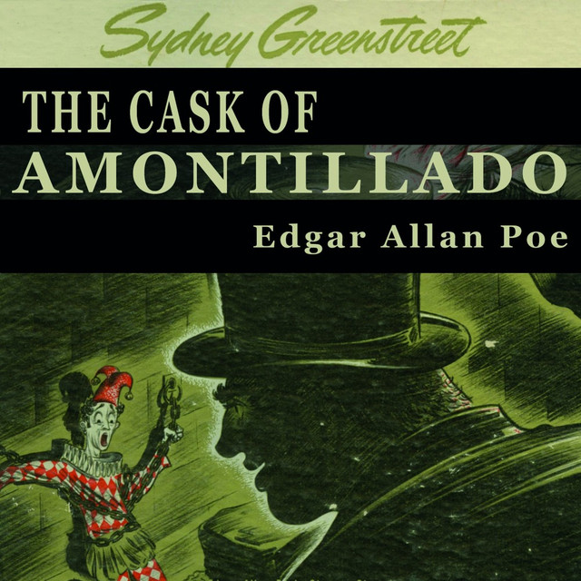 a critical analysis of edgar allan poes the cast of amontillado Online literary criticism for edgar allan poe public domain image of edgar allan poe web page on the cask of amontillado a web site for students.