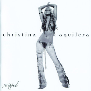 Christina Aguilera Fighter cover