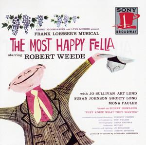 The Most Happy Fella (Original Broadway Cast Recording) album