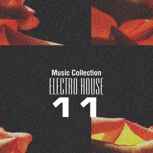 Music Collection. Electro House 11 Albumcover