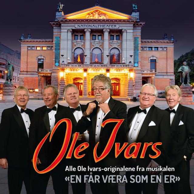 """Alle Ole Ivars-originalene fra musikalen """"En får væra som en er"""""""