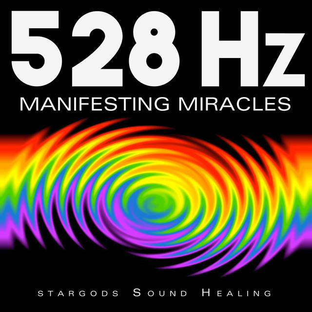528 Hz DNA Repair and Miracles, a song by stargods Sound